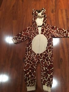 Children's Place Toddler giraffe Halloween costum