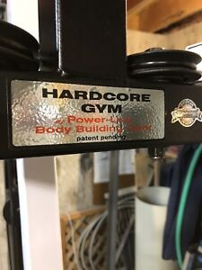 Body Solid Hardcore Gym