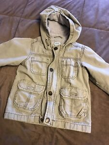 Boys OLD NAVY 2T spring/Fall Jacket