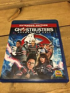 Ghostbusters answer the call blu ray