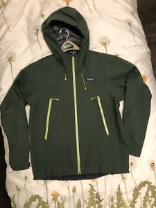 Patagonia cloud ridge jacket medium mint condition