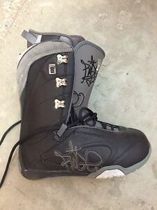 Ride Amp Men's Snowboard Boots