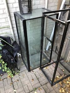 90 gallon fish tank and stand