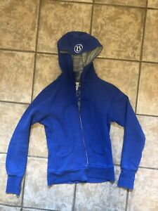 Lululemon scuba hoodie. Size 6. Great condition!