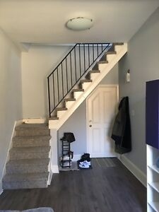 ONE ROOM FOR RENT in a two bedroom apartment