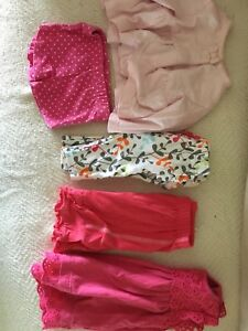 Lots of EUC baby and toddler girls clothes nb-2T