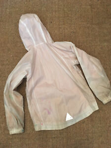 LL Bean kids rain jacket - size 10 years