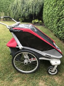 Chariot Cougar Thule double