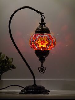 Turkish  Lamps - Hand Made