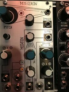 Modules Eurorack synth