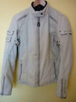STT JKT Motorcycle Jacket EXCELLENT CONDITION Small/Medium