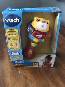Vtech Zoo Jamz Microphone (French)