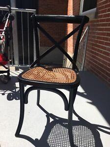 Chaise (6) type bistro // faites une offre.