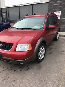 2007 FWD FORD FREESTYLE