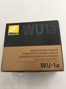 Transmetteur sans fil wireless mobile adapter. WU-1a pour Nikon