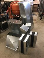 Sheet metal Fabrication and installation
