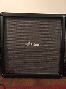 Marshall 4x12 cabinet - looking to trade , equivalent value