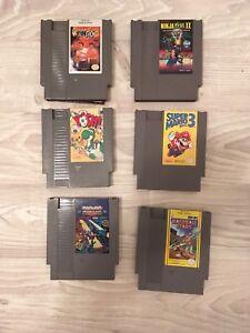 Jeux Nintendo (NES)