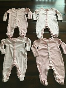 Gap First Favourites Sleepers - Pink (up to 7lbs)