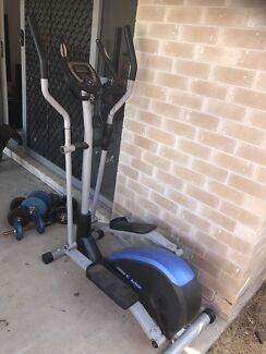 Action fitness cross trainer cheap !