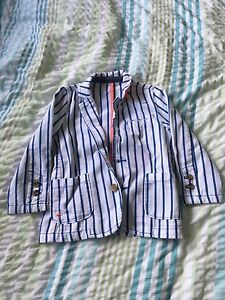 Boys striped blazer Dulwich Hill Marrickville Area Preview