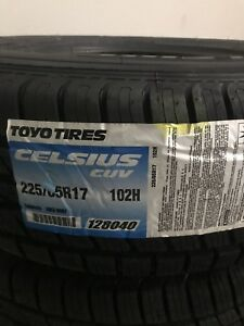 225/65R17 Toyo Celsius Winter Tire