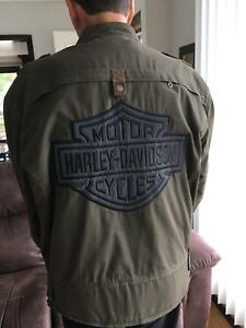 Harley spring and fall riding jacket XXL