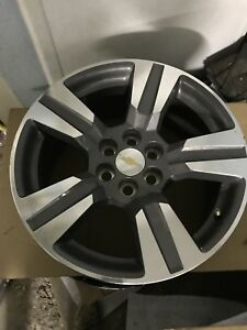 Chevy Colorado Rims