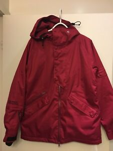 Women's Insulated NIKITA Snowboard Jacket (Size Medium)