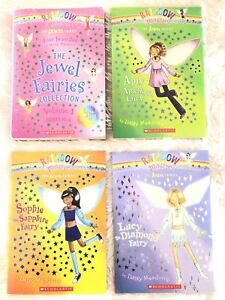 Rainbow Magic: The Jewel Fairies
