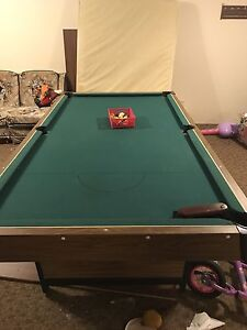 Pool table for sale!!!!