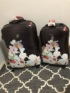 Brand new carry-on and medium (27inch) Heys 360 spinner luggage