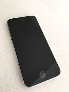 Apple iPhone 5s Space Grey 16GB - Unlocked Birrong Bankstown Area Preview