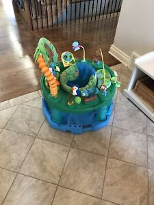 Exersaucer for babies from Evenflo