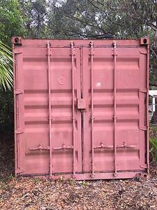 Shipping container 20foot Peregian Beach Noosa Area Preview