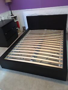 "IKEA ""Malm"" Bedroom Set (3 Pieces)"