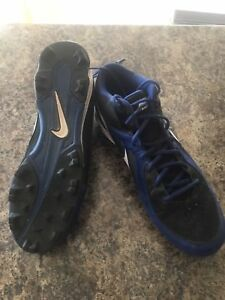 Nike Rubber Spike Cleats