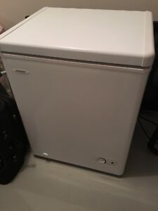 2 year old Danby deep freezer, excellent condition