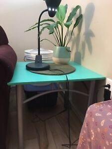 Small, sturdy table