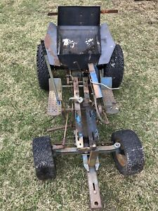 Ford 100 garden tractor