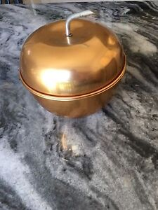 Vintage Gold anodised apple Bedford Park Mitcham Area Preview