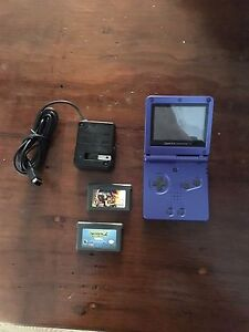 Retro GameBoy Advance SP - A GREAT FIND!!