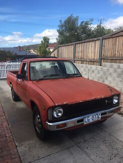 Toyota Hilux n30 1978 w/ rego New Town Hobart City Preview
