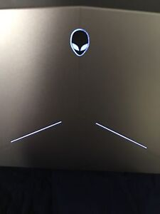 Alienware 23 touch very good condition trade