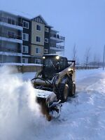 Snow & ice clearing, sanding