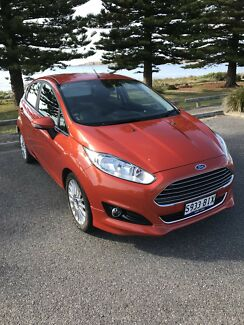 2015 Ford Fiesta WZ Sports Eco Boost