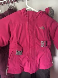 The North Face manteau hiver