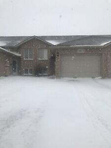 Raised ranch semi for sale OPEN HOUSE SUN FEB 17  12-3