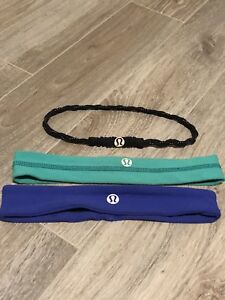 Lululemon Headbans
