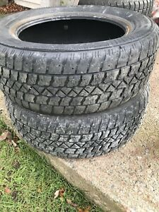 """Arctic claw winter tires 16"""""""
